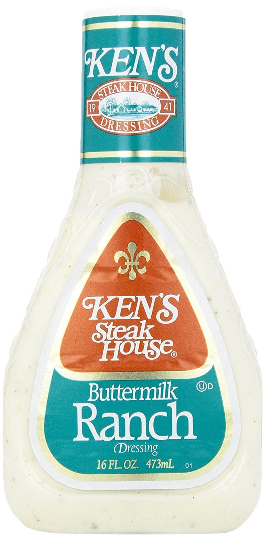 Ken's Foods Buttermilk Ranch Dressing, 16 oz