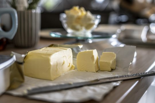 Substitute for Unsalted Butter
