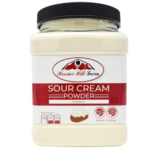 Hoosier Hill Farm Sour Cream Powder, 1 Pound