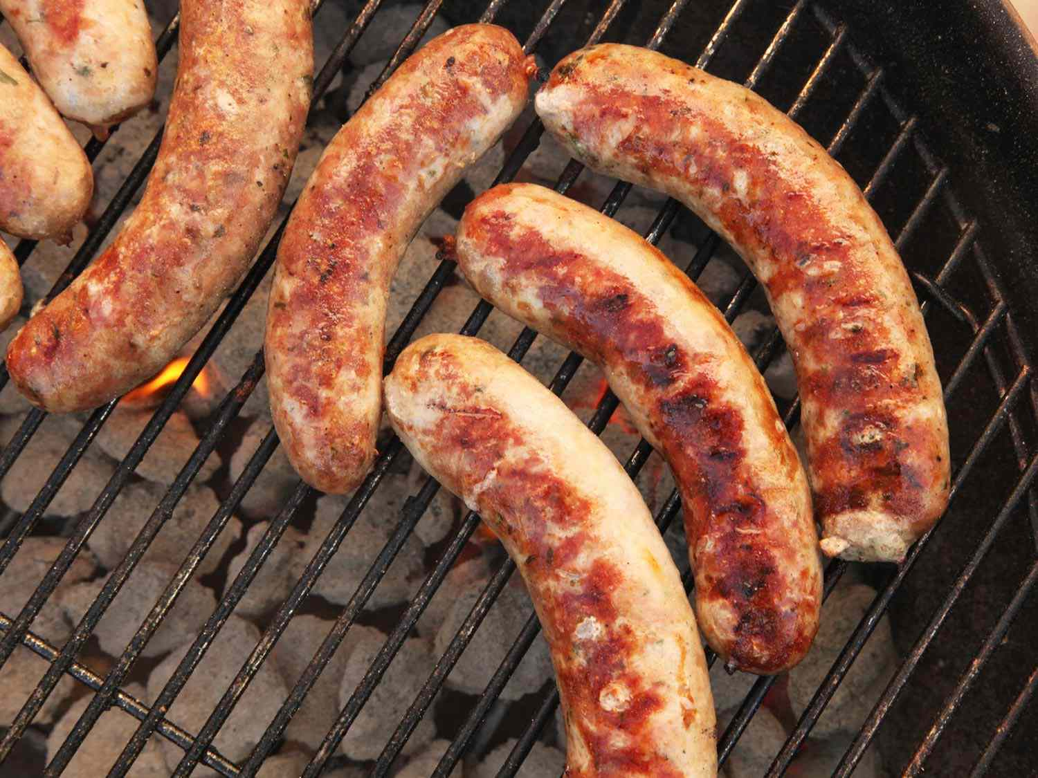 How Long to Cook Sausage on the Grill