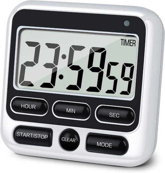 KTKUDY Digital Kitchen Timer