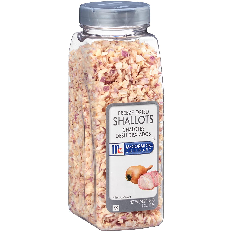 McCormick Culinary Freeze Dried Shallots, 4 oz