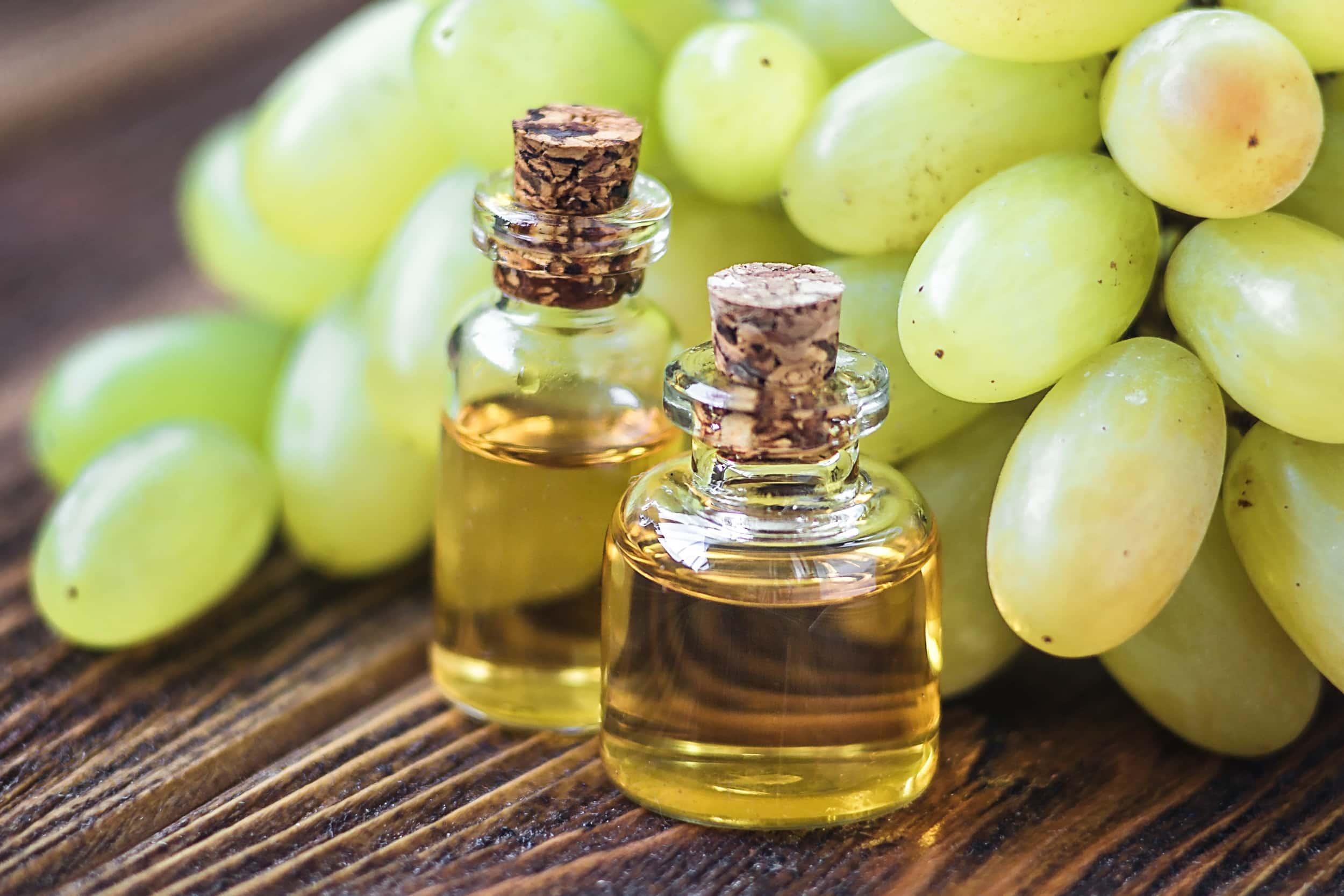 Substitute for Grapeseed Oil