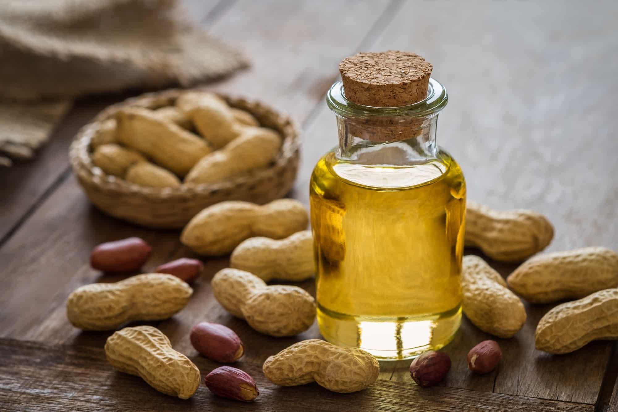 Substitute for Peanut Oil
