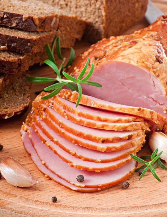 Spiral Ham in a Crockpot