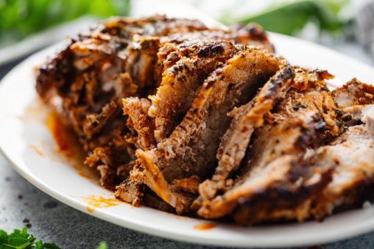 How Long do You Cook Pork Tenderloin on the Grill