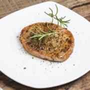 Stovetop-Braised Round Steak