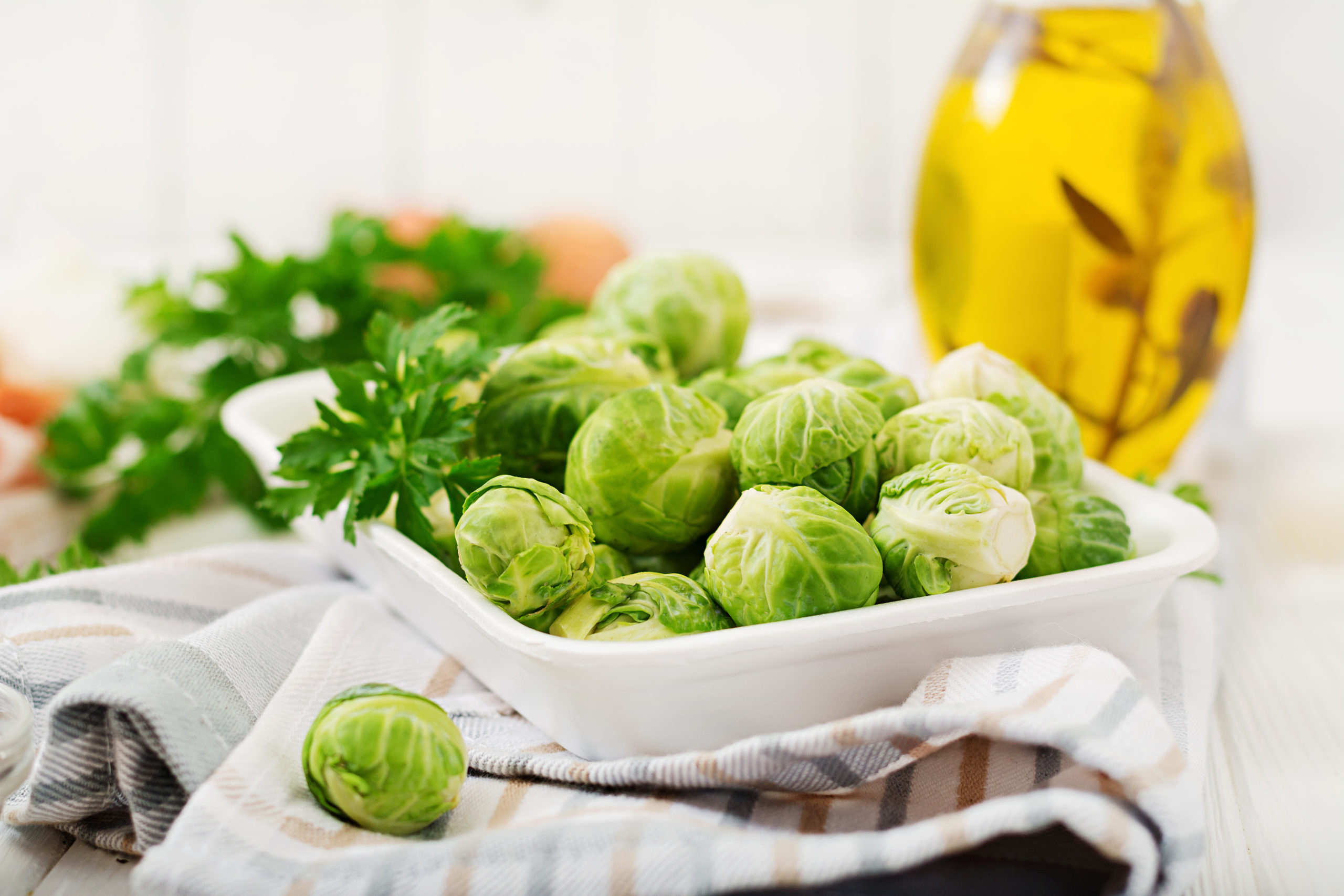 How to Cook Fresh Brussels Sprouts