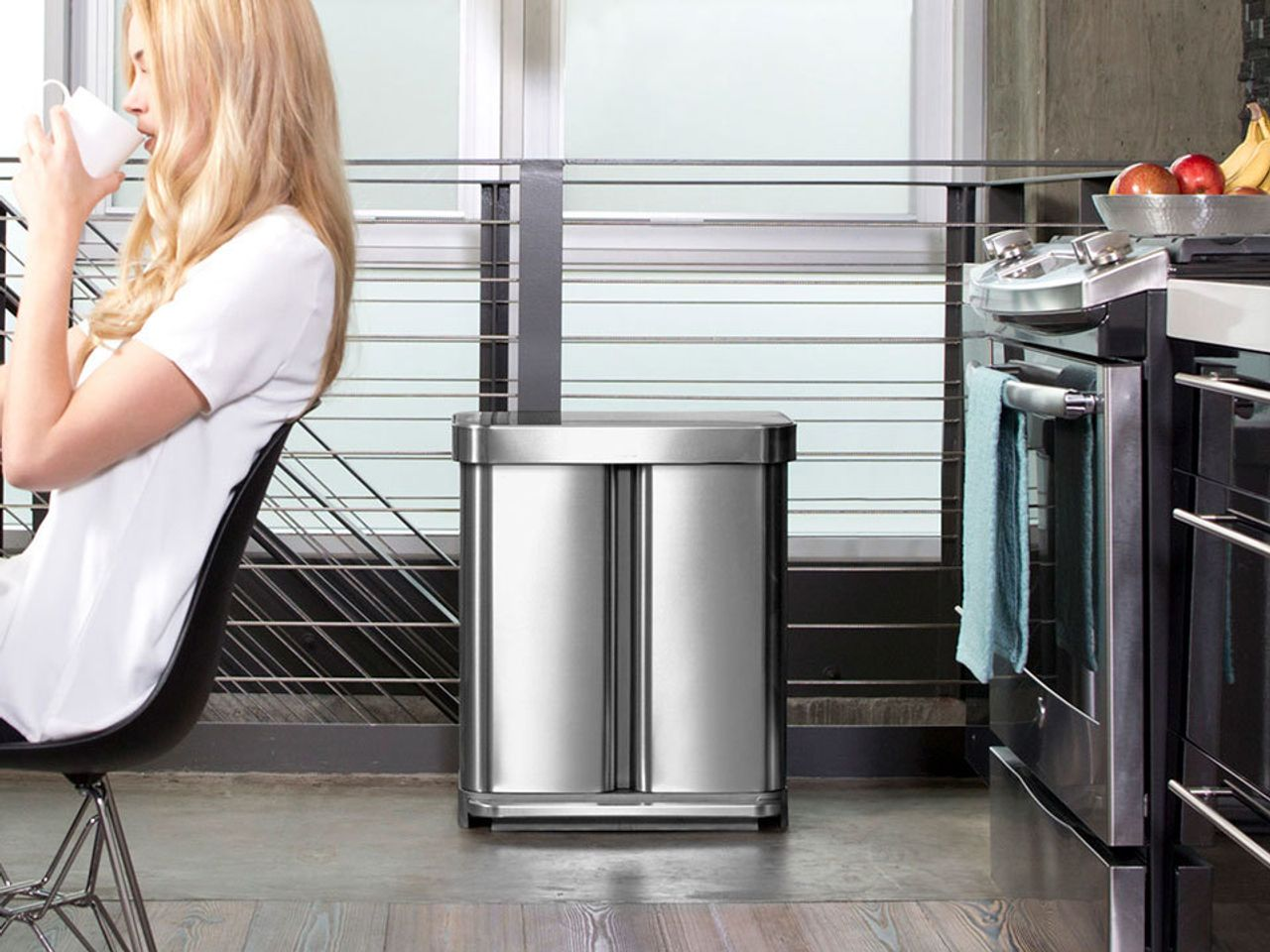 Best Automatic Garbage Can for Kitchen