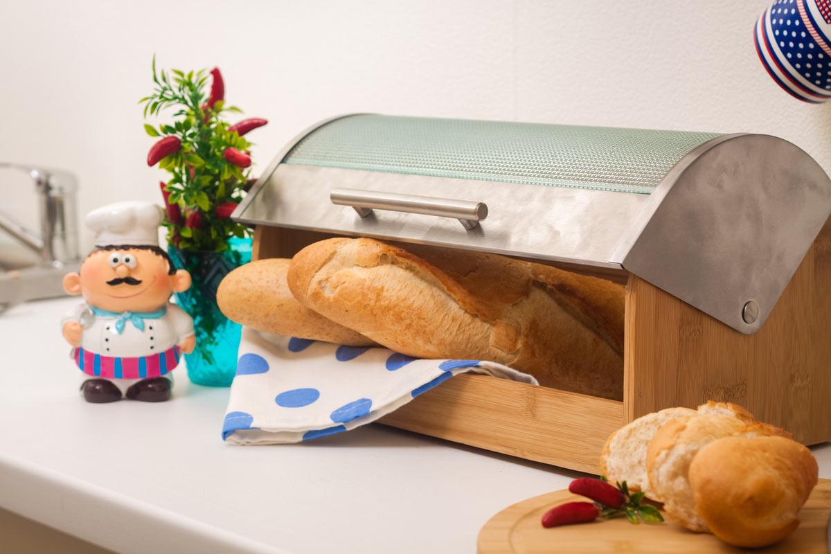 Best Breadbox for Kitchen Counter