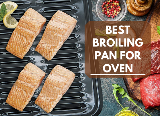 Best Broiling Pan for Oven