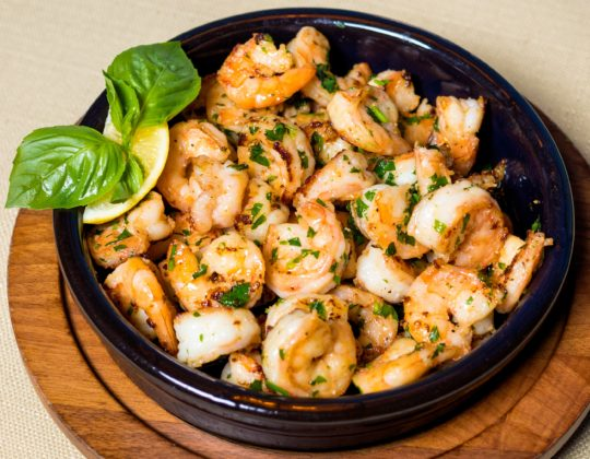 How Long to Cook Shrimp in the Ovens