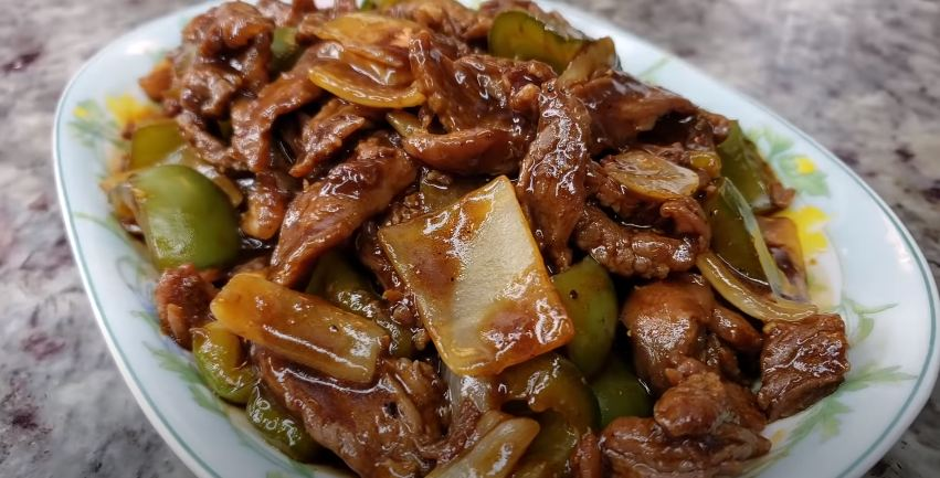 How do I Cook Pepper Steak on the Stove.