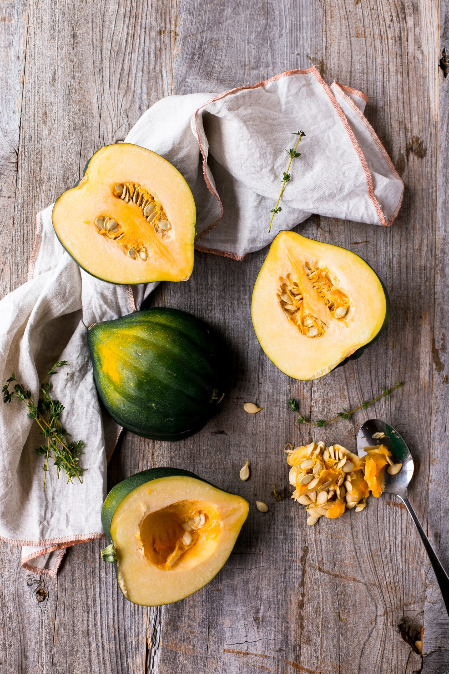 How do You Cook Acorn Squash in the Oven