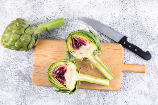 How to Cook Artichoke in the Microwave (4)