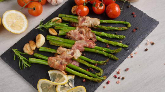 How to Cook Asparagus in the Oven at 350F