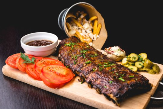How to Cook Boneless Pork Ribs in an Oven Fast.