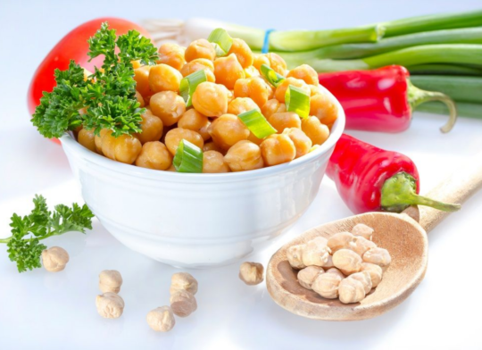 How to Cook Canned Garbanzo Beans..