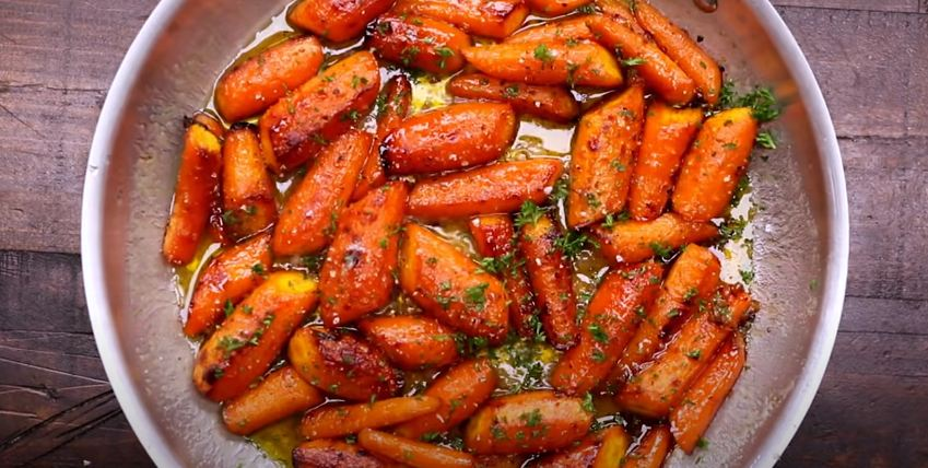 How to Cook Carrots in the Oven