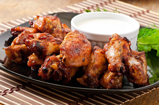 How to Cook Chicken Wings on the Grill (3)