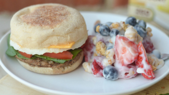 How to Cook Jimmy Dean Breakfast Sandwiches