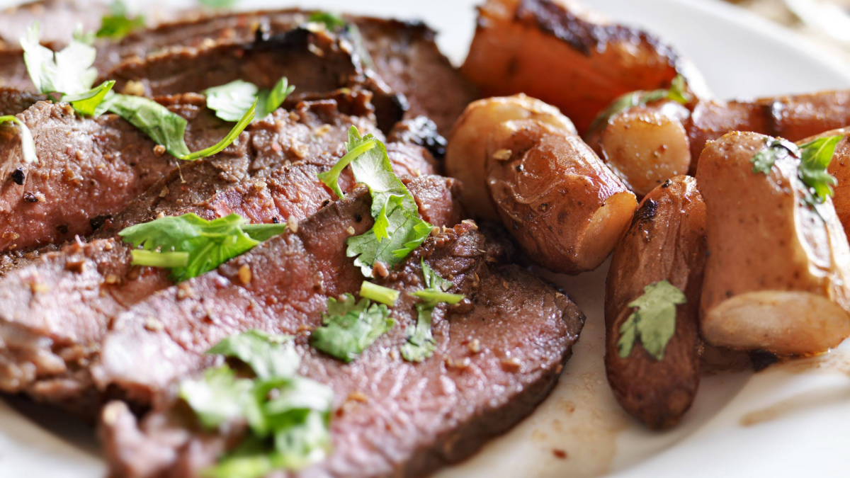 How to Cook London Broil an Oven at 375F