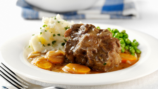 How to Cook Oxtails in a Crockpot.