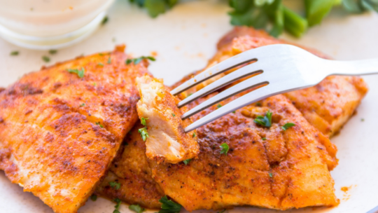 How to Cook Tilapia in a Pan (3)