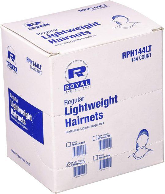 Royal Light Weight Hairnet