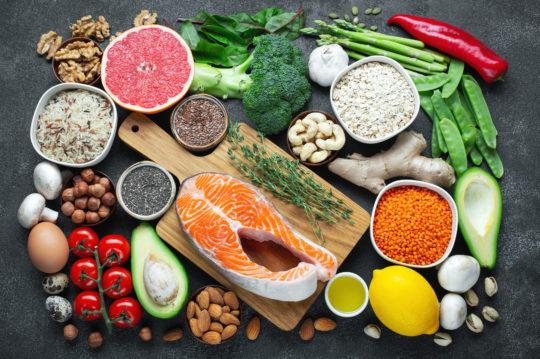 Clean-Eating Meal Plan