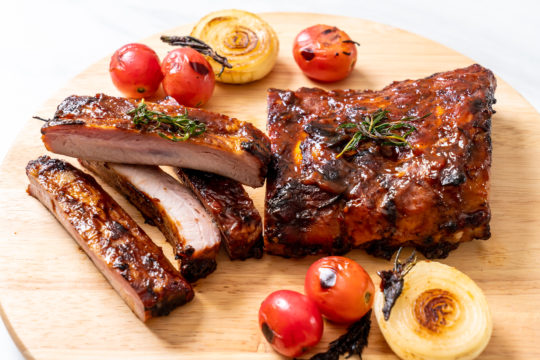 How Long Do You Cook Ribs in an Oven at 400F.