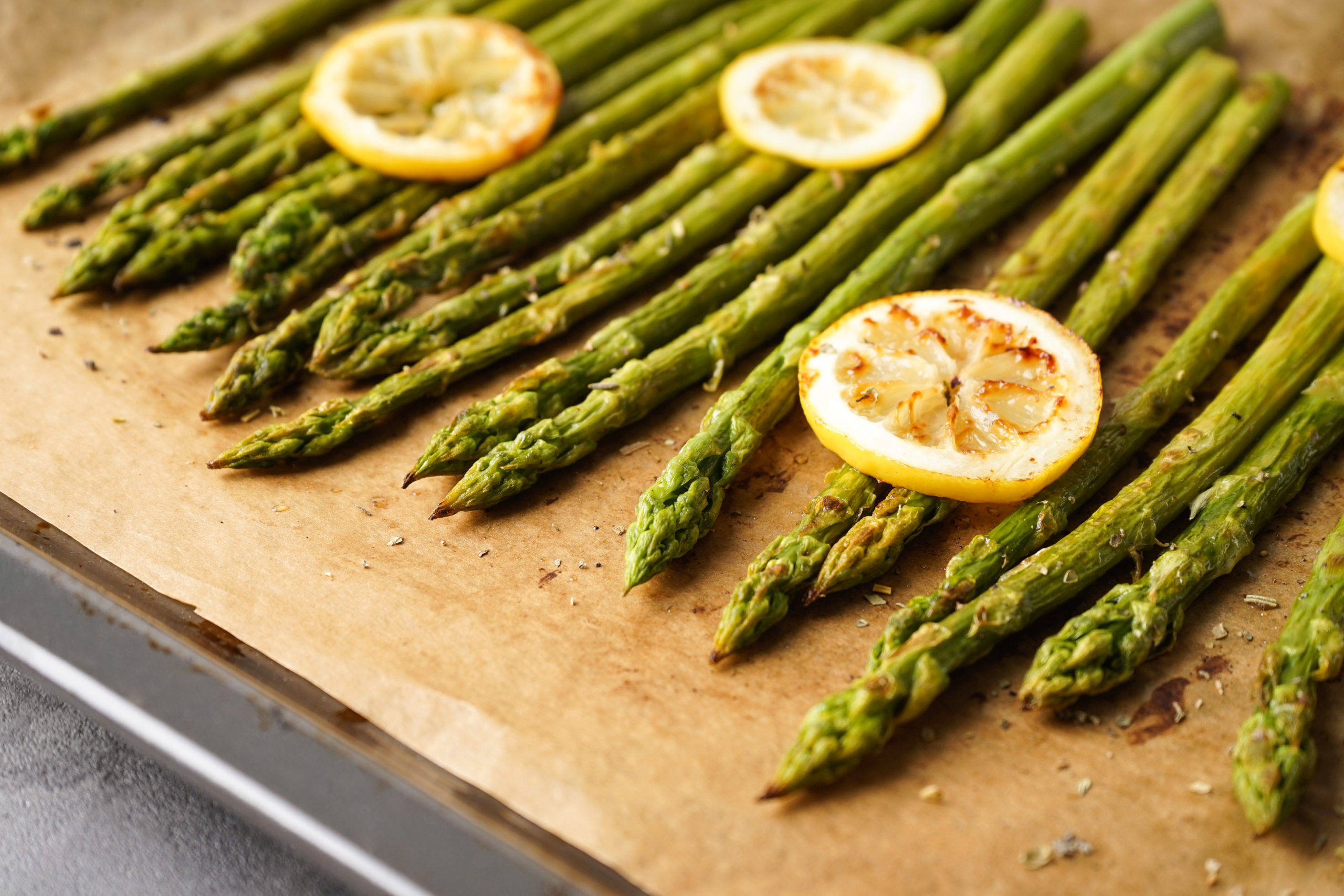 How Long to Cook Asparagus in Oven