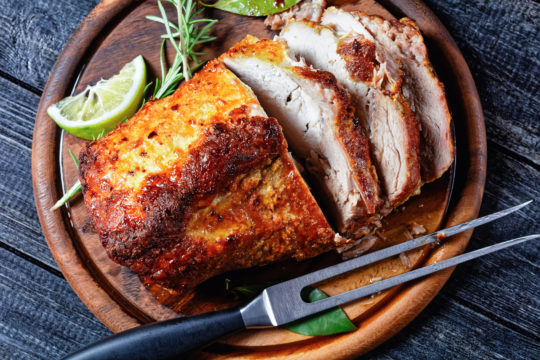 How Long to Cook Pork Tenderloin in the Oven at 350F