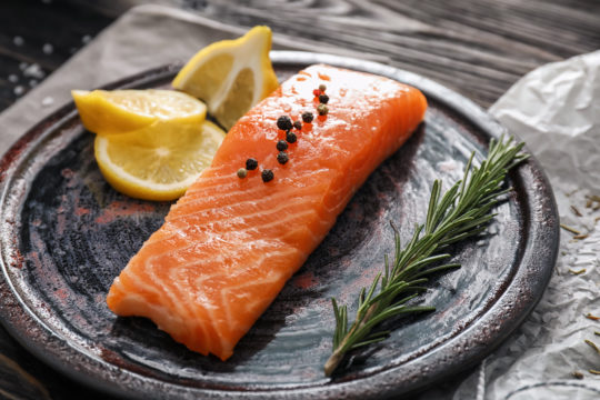 How Long to Cook Salmon on Stove