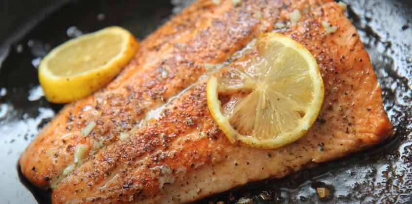 How Long to Cook Salmon on Stove.