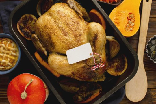 How Long to Cook a 13 Pound Turkey