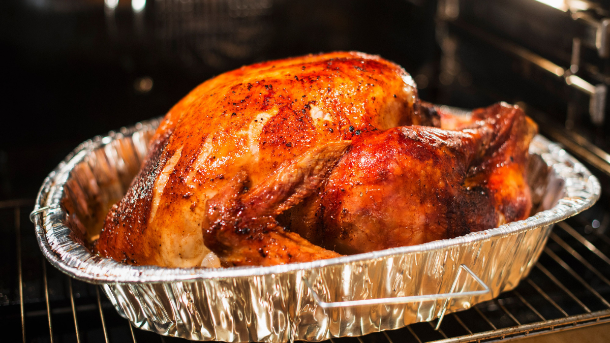 How Long to Cook a 13 Pound Turkey.