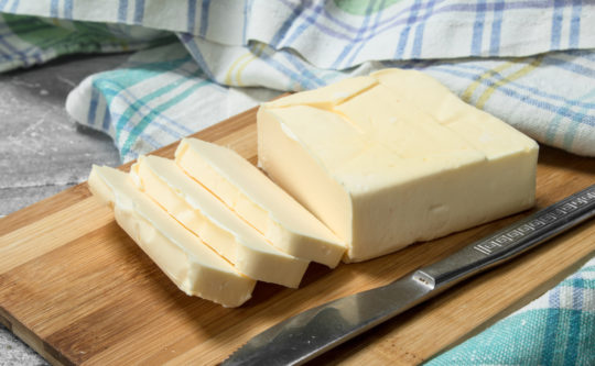 Substitute Salted Butter for Unsalted